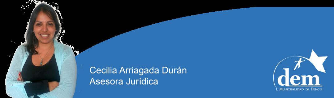 Cecilia Arriagada Duran